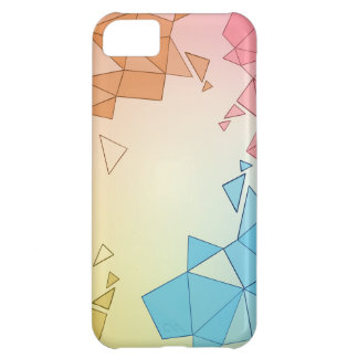 Pastel textures iPhone 5C case