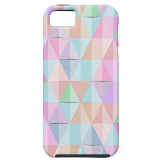 Pastel Triangles iPhone 5 Covers