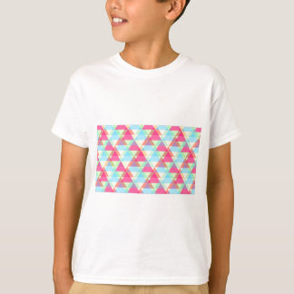 Pastel triangles T-Shirt