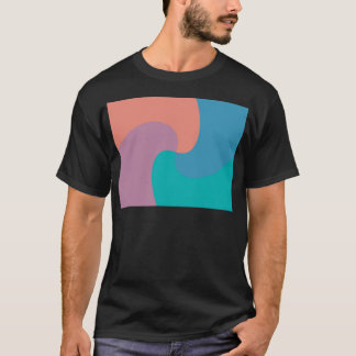 pastel twist T-Shirt