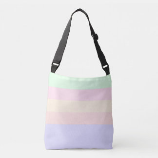 PASTEL UNDER THE SUN CROSSBODY BAG