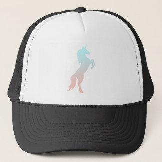 Pastel Unicorn Trucker Hat
