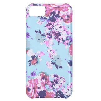 Pastel Vintage Floral Pattern, iPhone 5c iPhone 5C Case