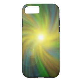 Pastel Vortex iPhone 7 (Tough) Cover