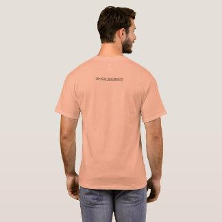 Pastel Waves w/ text T-Shirt
