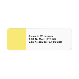 basic return address labels basic cards invitations zazzlecomau
