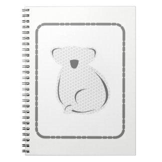 Pastel Zoo Koala Notebook