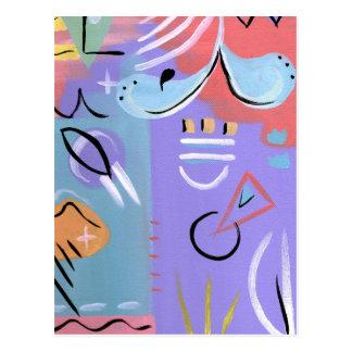 Pastella Postcard