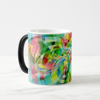 Pastels in Motion Magic Mug