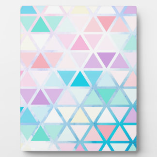 Pastels Modern PARTY Plaque
