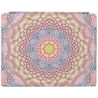 Pastels Vintage Kaleidoscope   iPad Smart Covers iPad Cover
