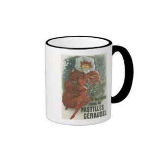 Pastilles Geraudel Coffee Mugs