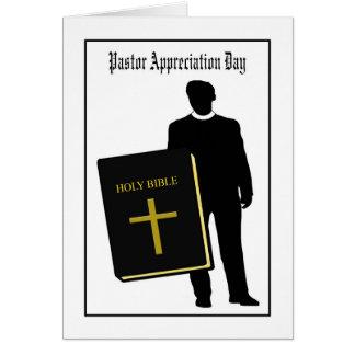 Pastor Appreciation Day Card