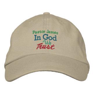 Pastor / Priest Cap - Template by SRF