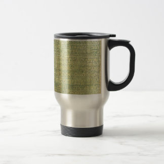 Pastoral (Rhythms) by Paul Klee Travel Mug