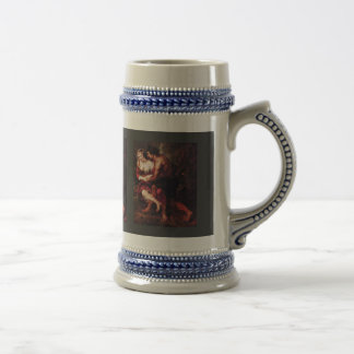 Pastoral Scene By Rubens Peter Paul (Best Quality) Mug