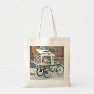 Pastry Cart - I Love Peru Tote Bag