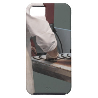 Pastry chef in the kitchen iPhone 5 covers