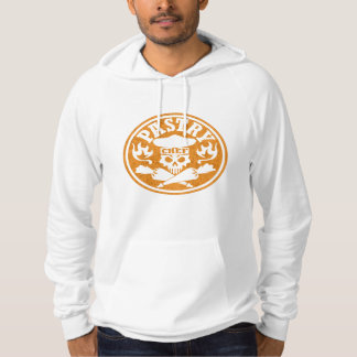 Pastry Chef Skull and Crossed Pastry Bags Hoodie