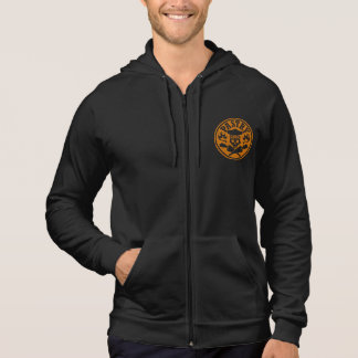 Pastry Chef Skull and Crossed Pastry Bags Hoodies