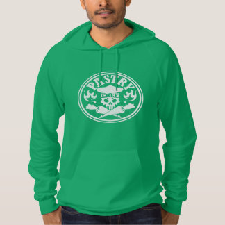 Pastry Chef Skull and Crossed Pastry Bags Sweatshirts