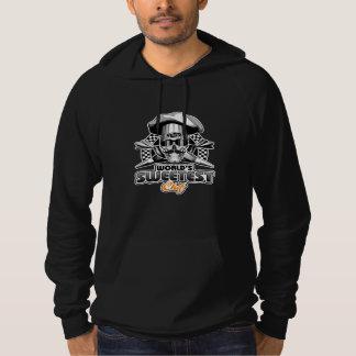 Pastry Chef: Sweetest Chef (B&W) Sweatshirts