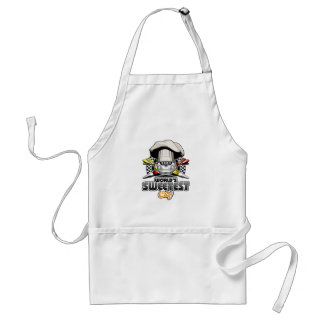 Pastry Chef: World's Sweetest Chef v4 Adult Apron