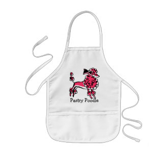 Pastry Poodle Aprons