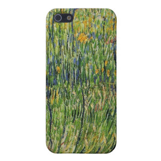 Pasture in Bloom by Vincent van Gogh iPhone 5 Cover