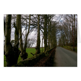 Pasture Road Note Card