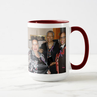 Pat Brown Honor mug