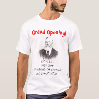 Pat O'Neil's Grand Opening Shirt