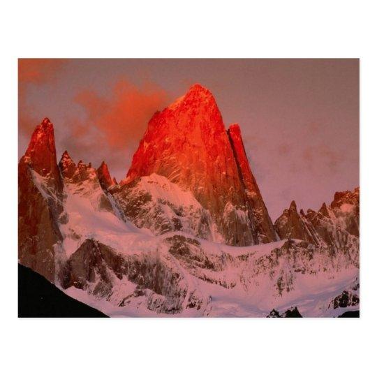 Patagonia, Agrentia Postcard