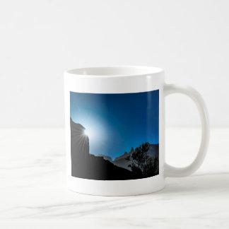 Patagonia Landscape Scene, Aysen, Chile Coffee Mug