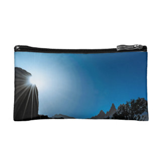 Patagonia Landscape Scene, Aysen, Chile Cosmetic Bag