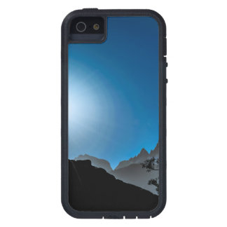 Patagonia Landscape Scene, Aysen, Chile iPhone 5 Cover