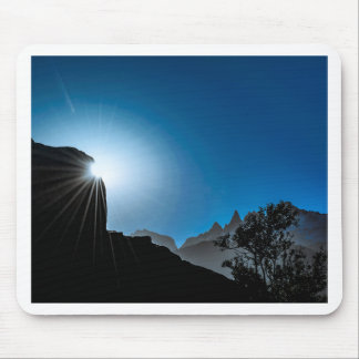 Patagonia Landscape Scene, Aysen, Chile Mouse Pad