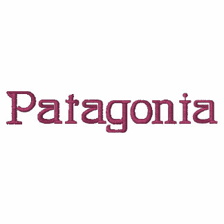 PATAGONIA Patriotic Embroidered Designer Shirt Polo Shirt