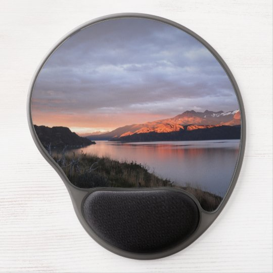Patagonia region in Argentina South America Gel Mouse Pad
