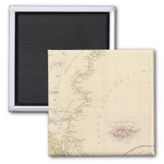 Patagonia, S Shetlands, S Orkneys Magnet
