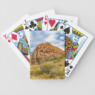 Patagonian Landscape, Argentina Bicycle Playing Cards