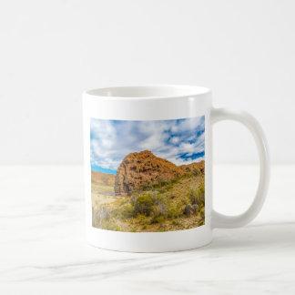 Patagonian Landscape, Argentina Coffee Mug
