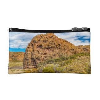 Patagonian Landscape, Argentina Makeup Bag