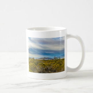 Patagonian Landscape Scene, Santa Cruz, Argentina Coffee Mug