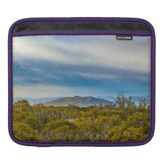 Patagonian Landscape Scene, Santa Cruz, Argentina iPad Sleeve