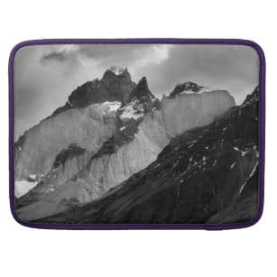Patagonian Mountains. Sleeve For MacBook Pro