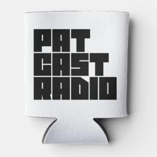 PatCast Radio Custom Can Cooler
