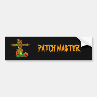 Patch Master Bumper Sticker
