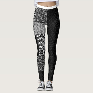 Patch me up! leggings