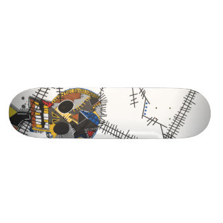 Patched Up [skateboard] Skate Board